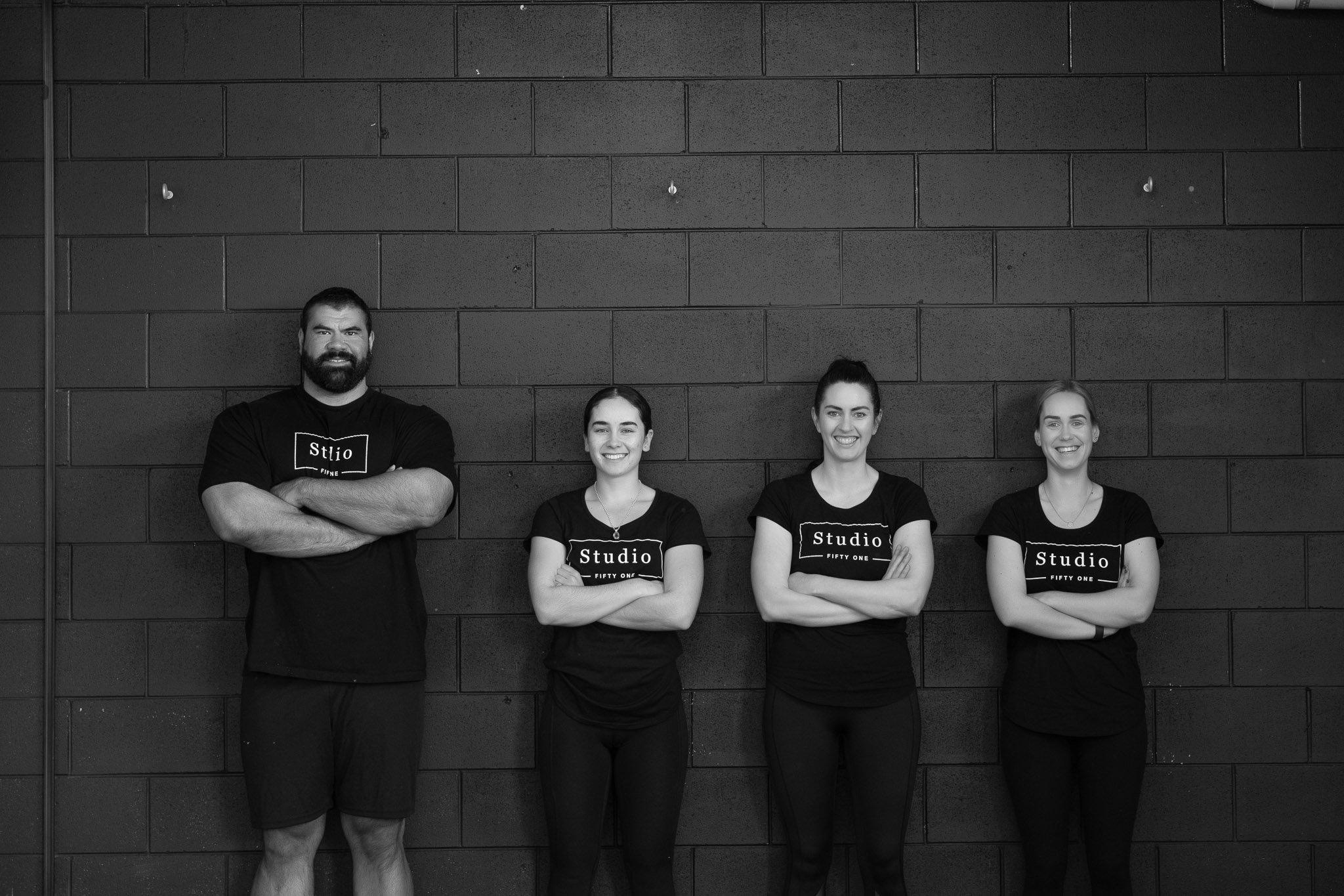 Whangarei-gym-team